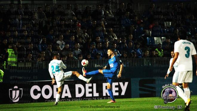 Dani Ceballos FF. Arturo Herrera.