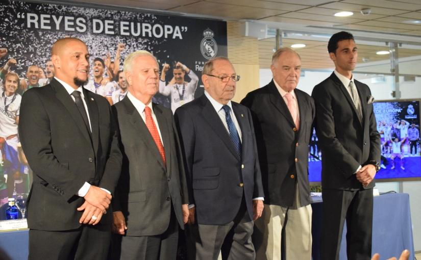 La Fundación Real Madrid ha celebrado el Foro Luis de Carlos en el Palco deHonor
