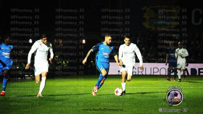 Theo y Dani Ceballos. FF