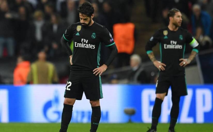 Wembley encumbra al Tottenham(3-1)