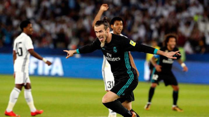Bale brilla en un Madrid desombras