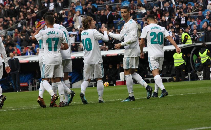 El Real Madrid recupera sensaciones frente alSevilla