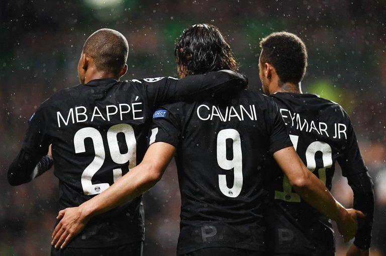 El Real Madrid espera alPSG