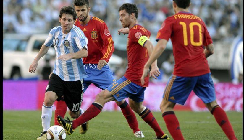 La RFEF ha confirmado un amistoso con Argentina en el WandaMetropolitano