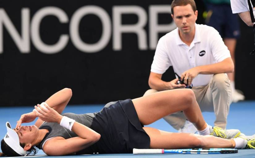 Mala jornada para el tenisespañol