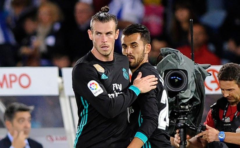 Algunos medios sitúan a Bale y Ceballos con un pie fuera delMadrid