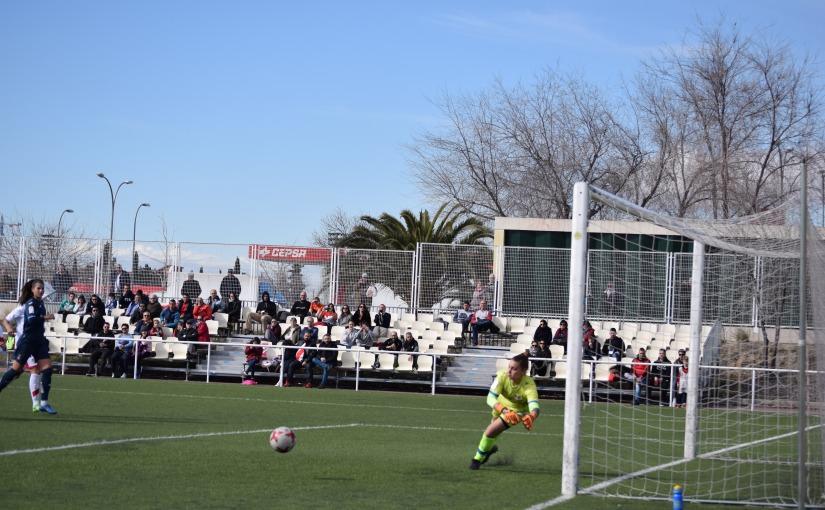 El Espanyol femenino se deja dos puntos enVallecas