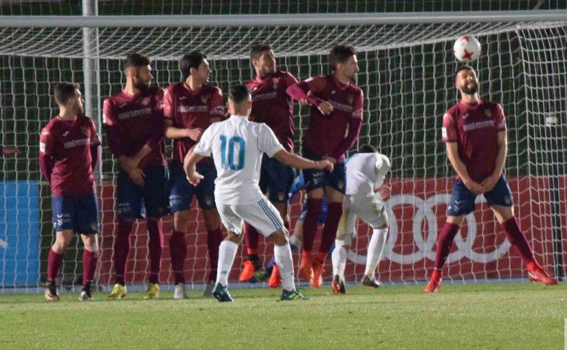 El Castilla vuelve a la senda de la victoria enValdebebas