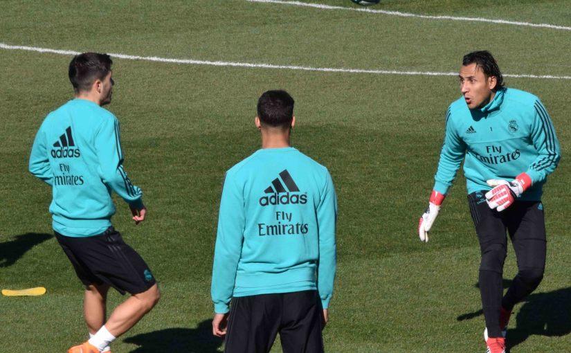El Real Madrid prepara el choque frente alAlavés