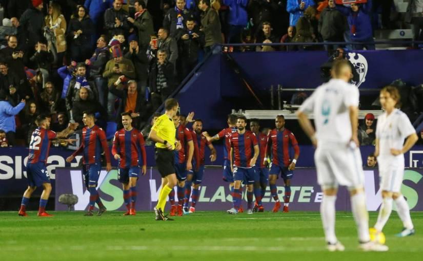 El Real Madrid pierde dos puntos muyvaliosos