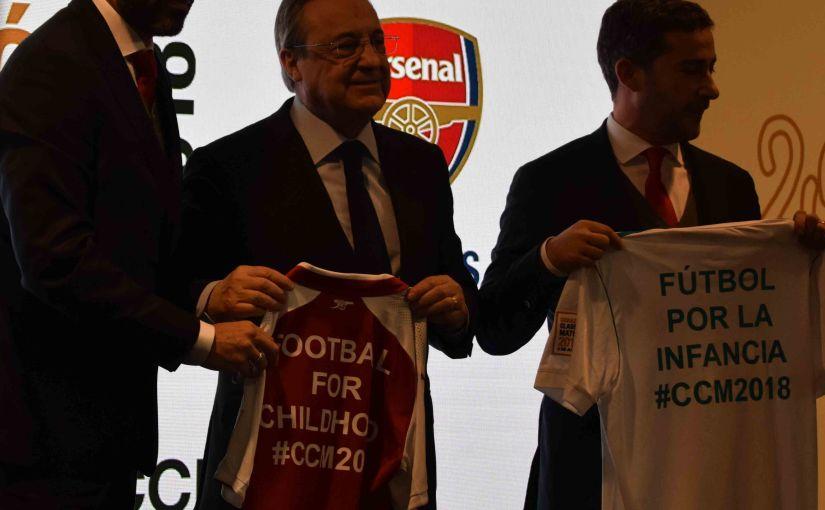 El Arsenal será el invitado del Corazón Classic Match de esteaño