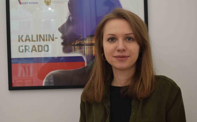 """Mariia Baranova : """"Lo que tienen en común las sedes es alma abierta, hospitalidad y ganas de ver a losturistas"""""""