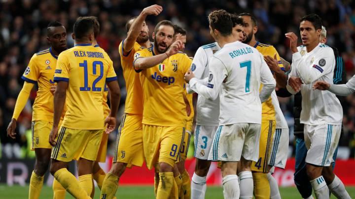 Más demérito de la Juventus que mérito del RealMadrid