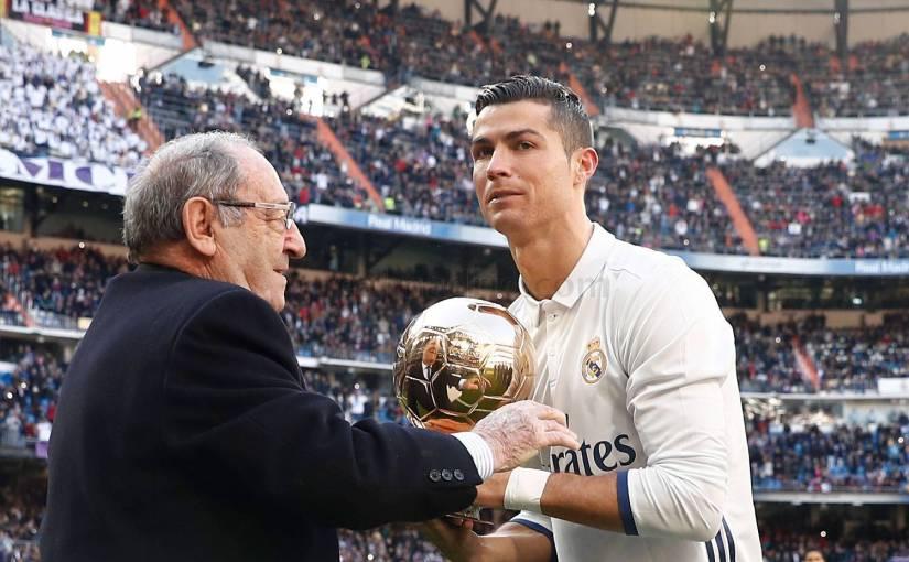 El Real Madrid, camino de laleyenda