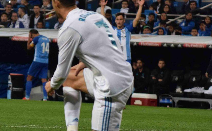 Ronaldo, los platos sucios se lavan encasa