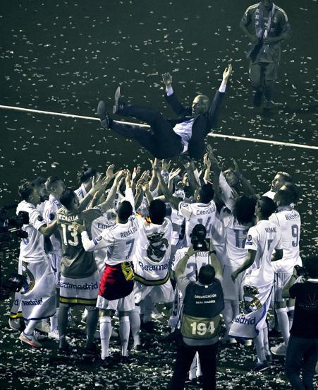 Zidane 2018