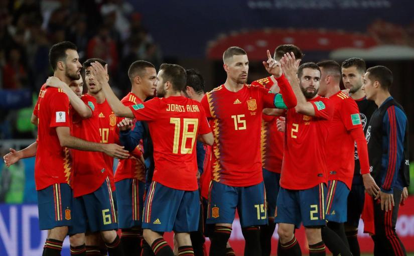 España recibe lasnotas