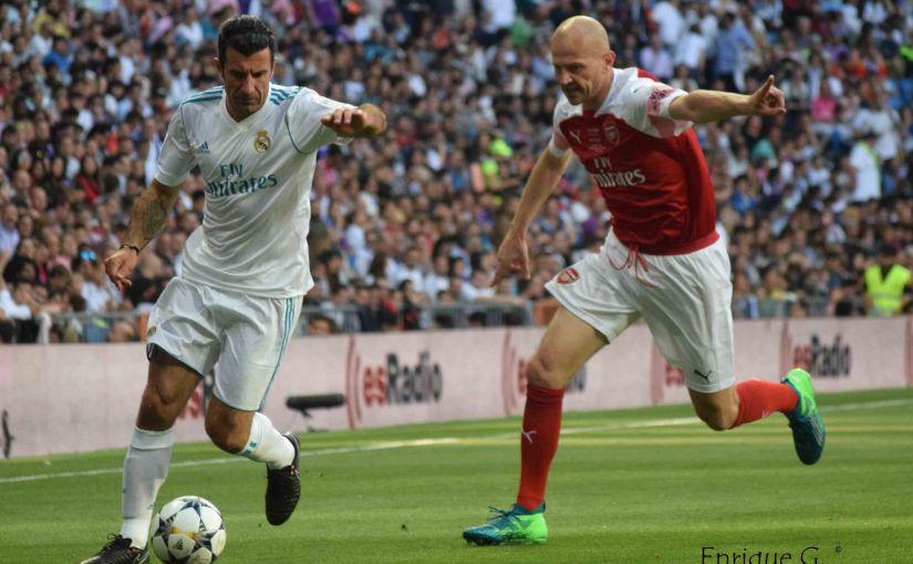 El Real Madrid se impone en el Corazón ClassicMatch
