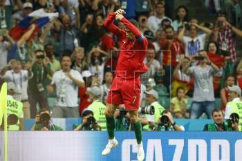 Un gran Cristiano apaga el debut deHierro