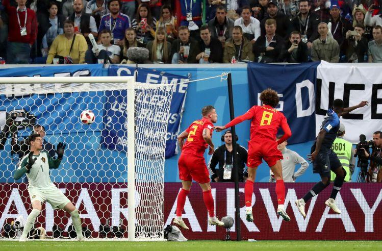 Semi Final France vs Belgium