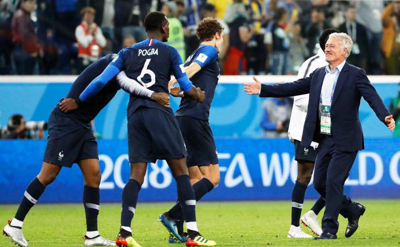 Francia acaricia laCopa