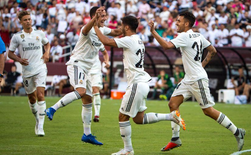 El Real Madrid deslumbra ante laJuve