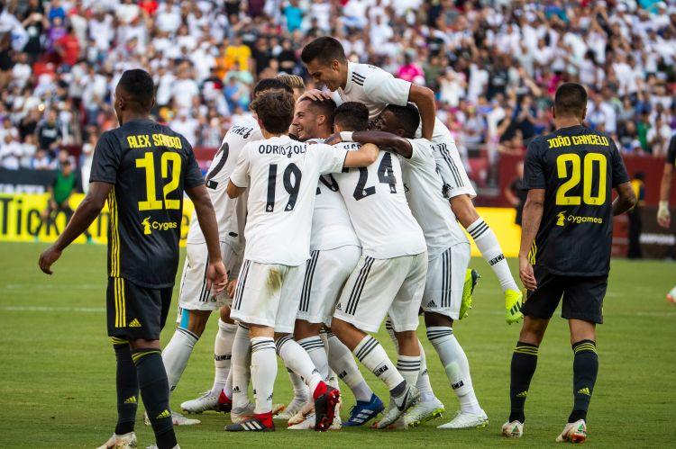 Real Madrid vs. Juventus - International Champions Cup
