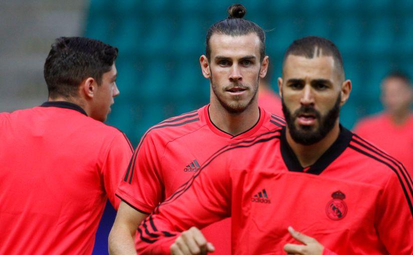 El Real Madrid a la caza de la tercera(consecutiva)