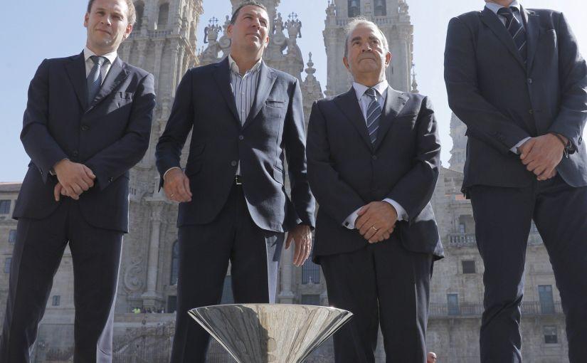Santiago de Compostela acoge la SupercopaEndesa