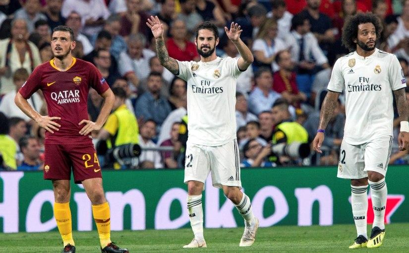 Isco, el gran mago delBernabéu