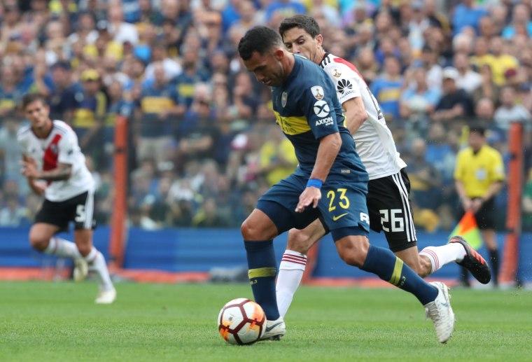 Final de la Copa Libertadores: Boca Juniors-River Plate