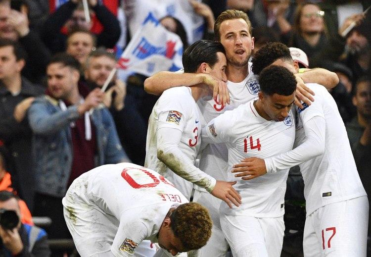 England vs Croatia