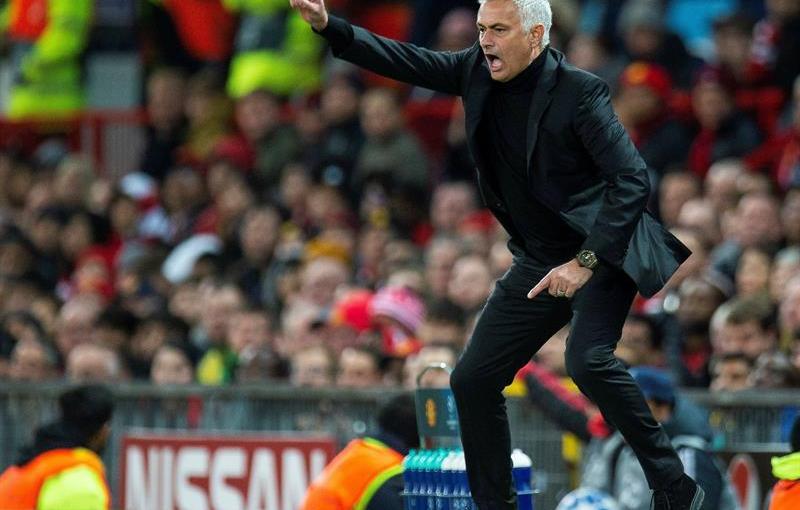 Madridistas: Mourinho espasado