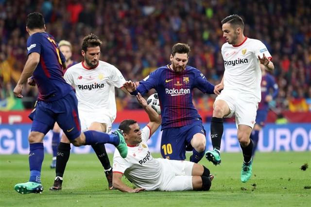 El Sevilla – Barça es el gran partido de cuartos de Copa delRey