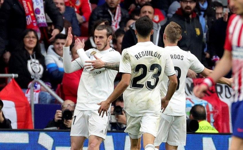 El Real Madrid adelanta al Atleti enLiga