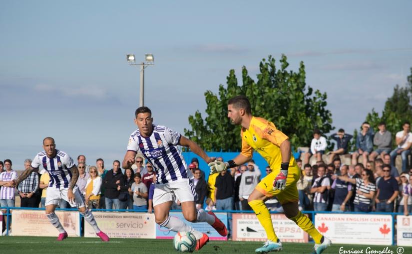 El Real Valladolid se lleva el quinto Trofeo Canal deCastilla