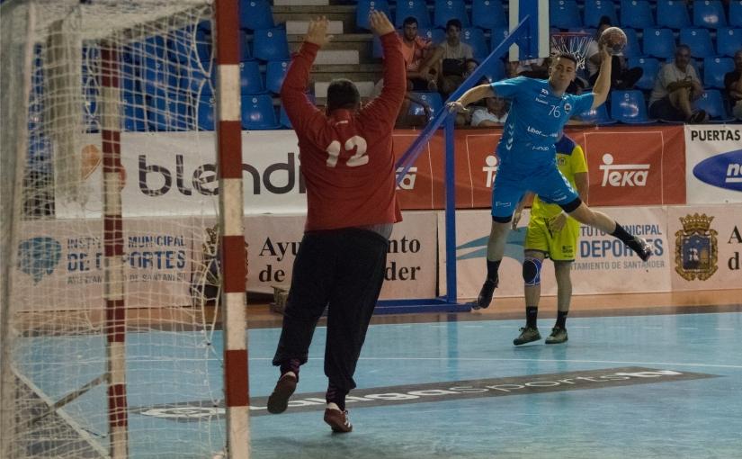 """El Liberbank Cantabria Sinfín gana el Trofeo """"Ciudad de Santander"""""""