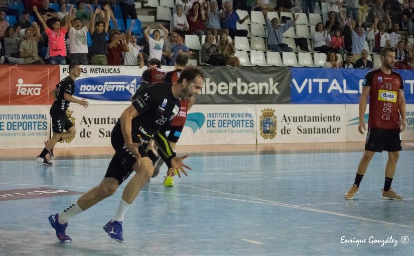 El Liberbank Cantabria Sinfín se estrena en Liga convictoria